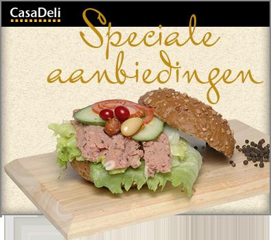 CasaDeli speciale aanbiedingen