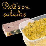 Paté's-salades